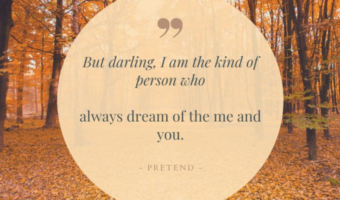 #pretend